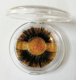 25mm longo cílios vison 3D 6D 25mm Falso Eye cílios Extensão Lash Falso Maquiagem Mink Cílios Pacote adicionar livre adesivo logotipo para a granel de