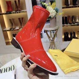 qualité Bottes ou randonnée luxe supérieure véritable pluie de Mode bottes hiver cuir chaussures cheville bottes des super femmes star de de de en d L3q4j5AR