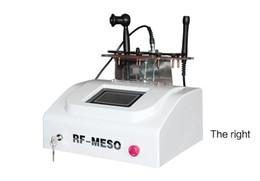 Máquina de elevación de la piel de radio frecuencia monopolar online-2019 Mono Polar RF CET Quemar grasa Máquina de la belleza que adelgaza / Mono RF Piel que levanta la radiofrecuencia monopolar RF que aprieta la máquina