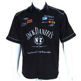 Camiseta de carreras de marca de manga corta camiseta de carreras de F1. desde fabricantes