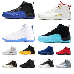 13 cp3 Скидка nike air jordan retro Новое прибытие 12s мужская обувь для баскетбола 12 выпускной пакет XII класс 2003 CP3 мужчины дизайнер кроссовки West Forsyth женские трианеры размер 7-13
