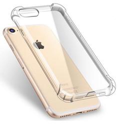 Argentina Funda de silicona TPU transparente ultra delgada transparente para iPhone XS MAX XR 6 7 6S Plus Proteger funda de goma para teléfono iPhone 8 7 Plus Suministro