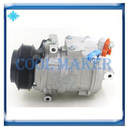 Компрессор kia ac онлайн-Авто компрессор переменного тока 10PA17C для Kia Carnival 2.2L Diesel # 977014D700 97701-4D700