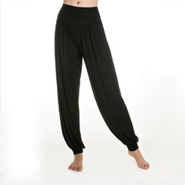 2019 zigeuner-tops Frauen Harem Genie Aladdin Kausale Gypsy Dance Yoga Hose Hose Baggy Jumpsuit # 69871 # 969955 günstig zigeuner-tops