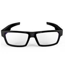 Invisible 1080P HD Smart Touch occhiali di controllo della fotocamera Sunglass Videoregistratore da registratore vocale a comando remoto fornitori