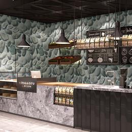 3d обои для рабочего стола Скидка 3D classic simulation of stone grain pebble wallpaper Chinese hotpot restaurant hotel culture stone pvc water-proof wallpaper