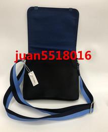 borse classiche Sconti DISTRETTO PM High-end qualità nuovo arrivo Marca Classic designer moda Uomo messenger borse cross body bag sacchetto di scuola bookbag a tracolla