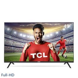2019 taux tvs TCL 49 pouces full hd vidéo TV démarrage rapide DTS double décodé nouvelle vidéo livraison gratuite!