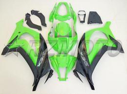 Nuevo kit de carenados de inyección de ABS adecuado para Kawasaki Ninja ZX-10R ZX10R 10R 2011 2012 2013 2014 2015 body 11 12 13 14 15 color verde agradable desde fabricantes