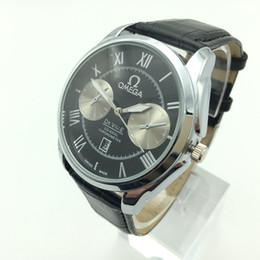 Marques de montres de luxe haut de gamme en Ligne-lHaut-haut de gamme luxe nouvelle montre pour homme tourbillon calendrier haute qualité top marque de luxe pour hommes grande montre à cadran marque
