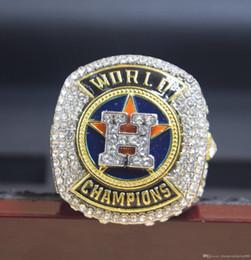 anillos de la serie mundial Rebajas La joyería más nueva Serie de Campeonato Mundial 2017 2018 Houston Astros béisbol anillo de campeonato
