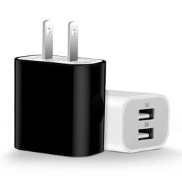 передвижение зарядного устройства сотового телефона Скидка ETL UL APPROVED DUAL Micro USB Зарядное устройство США штекер 5V 2.1A Зарядное устройство Адаптер зарядное устройство для мобильных телефонов iPhone