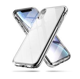 blackberry классический телефон Скидка Для iPhone XR / XS max x / 8plus прозрачный прозрачный модный и простой анти-падение TPU защитный чехол для мобильного телефона