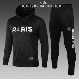 744f98bac99 chándal de ropa deportiva para niños Rebajas Chándal PSG nuevo 2018 2019  KIDS traje de entrenamiento