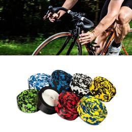 Fahrrad Rennrad Lenkerband Lenker Griff Band Bar Tape Rutschfest Wrap 2 Bar Plug