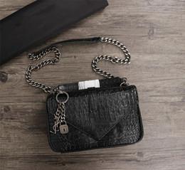 Sacchi universitari donne universali online-borse firmate Y borsa college borse da donna firmate borsa tracolla hardware argento tracolla singola Y borsa di lusso