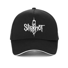 2020 tappi di roccia Heavy metal cap banda stampa Punk Rock Band Slipknot berretti da baseball Punk Hiphop Hat Snapback Gorras ossee regolabile sconti tappi di roccia