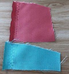 Quadrato a tasca personalizzato online-Strisce personalizzate Pocket square Uomo Fazzoletti solidi 30-50 colori uomo d'affari Pocket square Regalo di Natale Gratis TNT Fedex