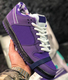 best sneakers b0ef4 231ec Brand 2019 New Purple Lobster WMNS Concepts SB DUNK Low PRO OG QS Zapatillas  de baloncesto Zapatillas de deporte de diseño Moda Zapatillas de skate  casuales ...