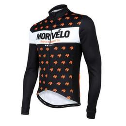 2019 tour jersey jersey Novos homens MORVELO jersey de ciclismo de manga comprida Tour de France mtb bicicleta tops primavera outono corrida de bicicleta camisas de esportes ao ar livre desgaste 120304Y tour jersey jersey barato