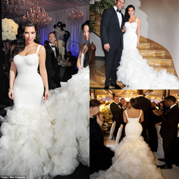 Wholesale Kim Kardashian Wedding Dress Buy Cheap Kim