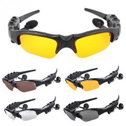 2019 mp4 occhiali 1 * nuova moda cuffie wireless Bluetooth 4.1 occhiali da sole stereo musica sportiva guida occhiali da sole occhiali da sole auricolare e138 sconti mp4 occhiali