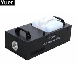 Máquina de fumaça de alta Potência 3000 W controle Sem Fio Profissional máquinas de nevoeiro LEVOU Para o casamento Palco bar DJ Disco de Fornecedores de tubo rápido
