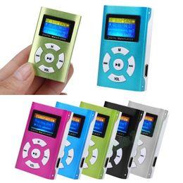 2019 leitor de mp3 tf cartão Hifi usb mini mp3 player de música tela lcd suporte 32 gb micro sd tf cartão esporte moda new style recarregável mp3 desconto leitor de mp3 tf cartão