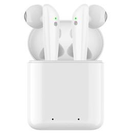 boîte d'oreille couleur iphone Promotion Gen2 2ème génération Earphone Earbuds avec le GPS et Rename Smart Sensor Pop-up fenêtre de chargement sans fil Jouer 3-3,5 heures casque de contrôle tactile