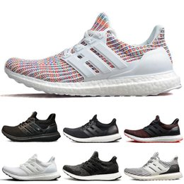brand new 034d6 f7d35 Adidas boost Promozione UB 3.0 4.0 Sneaker uomo donna Scarpe da corsa  Triple nero bianco CNY uomo Scarpe da ginnastica trainer scarpa da jogging  36-45