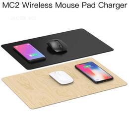 mouse del polso Sconti JAKCOM MC2 Caricabatterie mouse mouse wireless Vendita calda in tappetini mouse poggia polsi come cinturino in gomma per dj controller