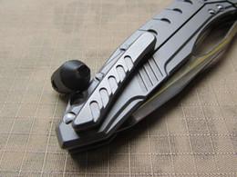 Couteaux marfione en Ligne-Vente en gros sur mesure bricolage Plus Edition de haute qualité moletage CNC usiné en acier inoxydable 416L MT LUDT Marfione Sigil couteau outil de réparation clé