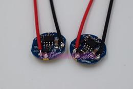 2019 geregelte transformator stromversorgung für led 16 mm CREE XRE XPE XTE XPG 3 W 5 W Hochleistungs-LED-Taschenlampentreiber 5 Modi