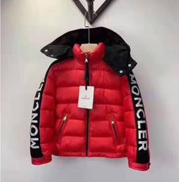 große jungs daunenjacke Rabatt 2020arrival Luxus M Marke Jungen Winter Daunenjacke für Mädchen weiß nach unten 90% nach unten warme Ultraleichte Kinder parkas Mädchen beschichten großen Jungen kleiden