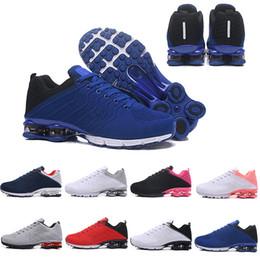 2019 homens, correndo, sapato, shox Mais recente Mens Shox 628 Sapatos de Grife Homens Airs Shox Nz Shox Nz Sapatos de Basquete Chaussures Hombre Tn Homens Malha Running Shoes Tamanho 40-46 desconto homens, correndo, sapato, shox