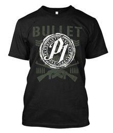 AJ style Bullet club - Tee shirt Homme noir personnalisé ? partir de fabricateur