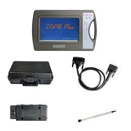 Strumento di correzione dell'odometro Super DSPIII Il programmatore di distanza in miglia Super DSP3 supporta completamente la più recente programmazione del chilometraggio dell'auto di fascia alta tramite adattatori OBD da