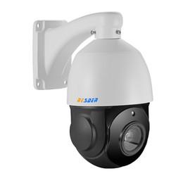 Canada BESDER Caméra IP mini 4 '' PTZ HD 960P / 1080P (SONY IMX222) Caméra dôme haute vitesse extérieure à zoom optique 18X étanche ONVIF P2P Offre