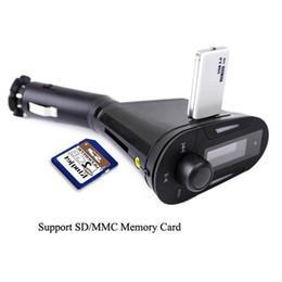 modems lte 4g desbloqueados Desconto Car MP3 wirelessWireless FM transmissor modulador com Kit Car MP3 Player / SD / leitor de cartão USB com um suporte de canais de FM