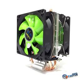 amd processor am3 Sconti LANSHUO AMD CPU Intel Dissipatore di calore del processore ventola del radiatore di raffreddamento del dispositivo di raffreddamento Ventola LGA 775 115X AM2 AM3 AM4 FM1 FM2 1366
