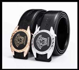Cinturón de estilo generoso de moda 2019, adecuado para hombres y mujeres. Simple y generoso. Por favor, vea el dibujo de detalle. desde fabricantes