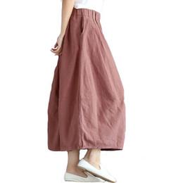 fe4a07d93 Long Linen Skirt Pocket Online | Long Linen Skirt Pocket Online en ...