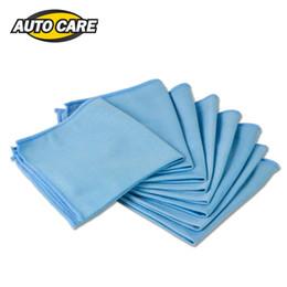 2019 canhão de mão ar lavagem de manutenção esponjas, panos Escovas 8 Pcs / Brilho Pacote Auto Microfibra de Vidro Toalhas de aço inoxidável polimento brilho pano ...