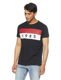 00e4c039 Marca de manga corta T-shirt Hombres Tops Venta al por mayor de gran tamaño  Diseñador de Verano Camisetas Para Hombres Tops Carta T Shirt Ropa de Hombre