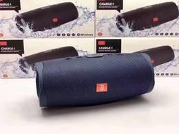 Radio pour la maison en Ligne-Haut-parleur Bluetooth anti-éclaboussure J_b_l chargement 4 J_B_L logo plug-in haut-parleur Bluetooth puissance mobile double diaphragme radio portable affranchissement gratuit