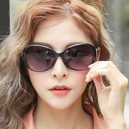 38cf5d30c7 Nuevas gafas de sol de moda femenina Edición coreana gafas de sol de cara  redonda femenina 2019 estrellas elegantes gafas anti-uv cara larga