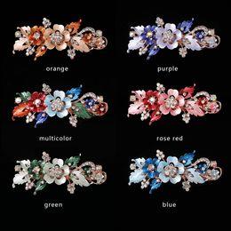 Korea silber online-1 Satz Korea Fashion Solid Perle Haarspangen für Frauen Haarspange Haarnadeln Trendy Handmade Hair Styling Zubehör Schöne Geschenke