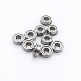 SF684zz 4x9x4 mm Stainless Flanged Ball Bearing Bearings F684zz 4*9*4 20 PCS