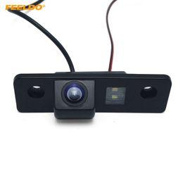 le luci citroen c4 hanno condotto le luci Sconti Fotocamera posteriore speciale per il parcheggio di FEELDO per Skoda Octavia MK1 MK2 Telecamera di retromarcia di riserva n. 1612