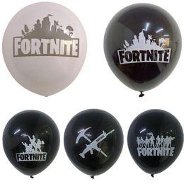 Decorazione decorazione online-12inch Balloon Festival Birthday Party Decoration Fornitura Natale Halloween Balloons Xmas Decor Kids Toys Gift